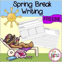 Free Spring Break Writing