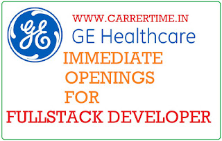 Freshers jobs in GE