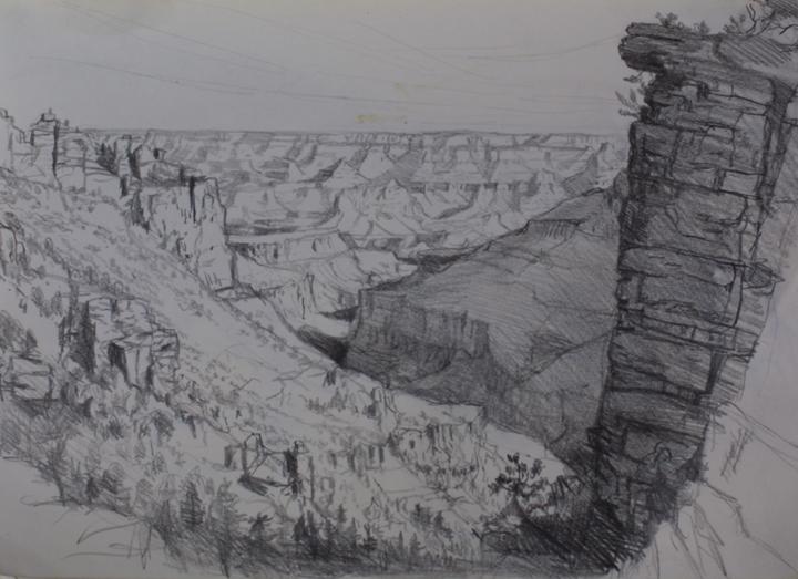 ERIK KOEPPEL: Painting the Grand Canyon and Northern Arizona