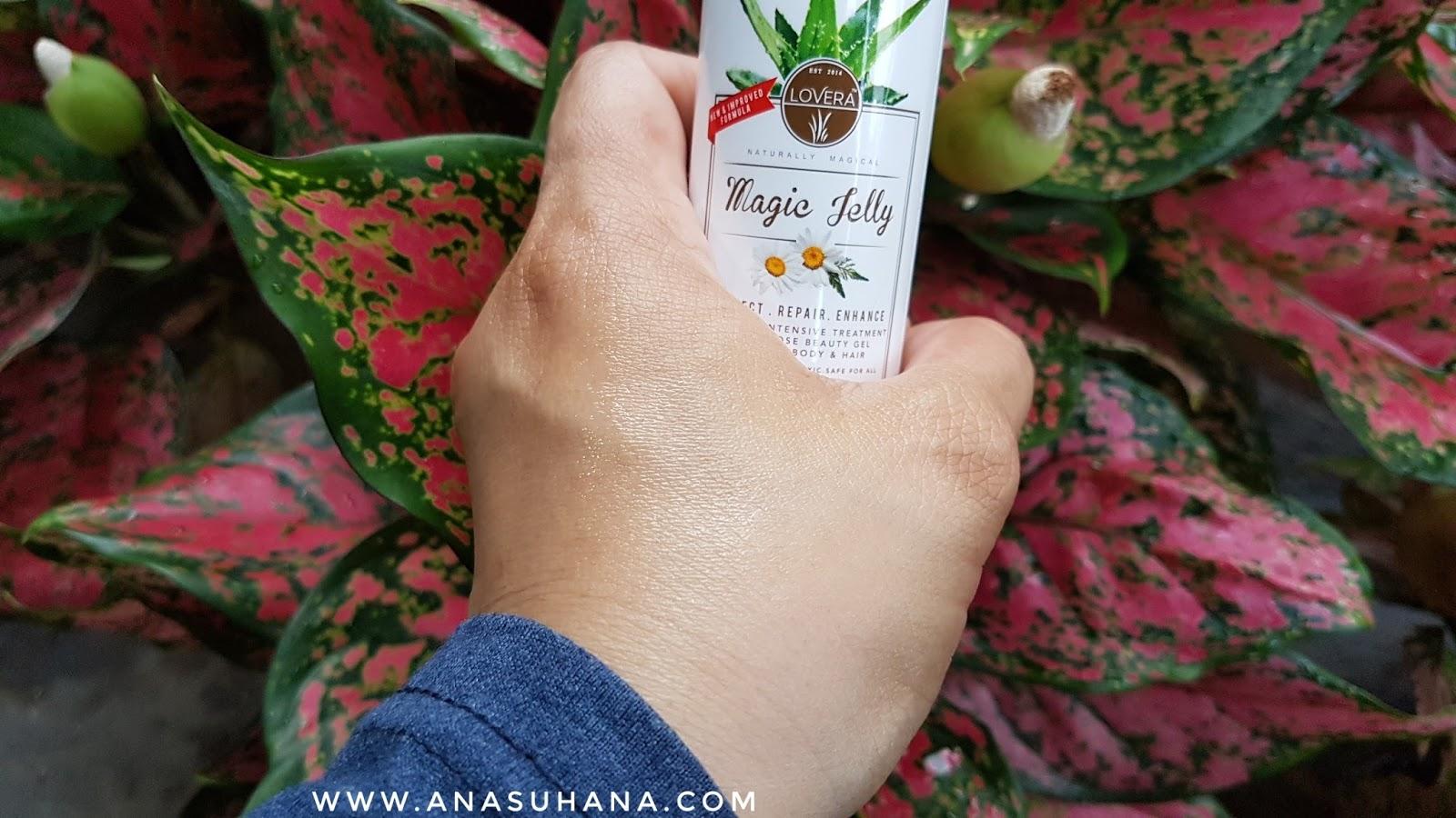 Lovera Magic Jelly