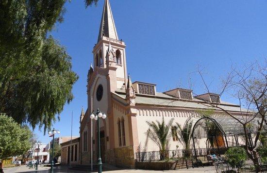 Igreja Catedral San Juan Bautista em Calama