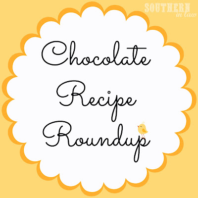 Healthy Chocolate Recipe Roundup