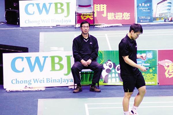 perkerjaan dato lee chong wei selain dari bermain badminton2