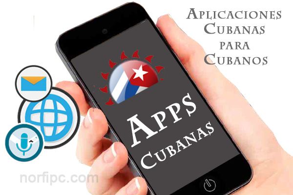 Aplicaciones de Android cubanas para cubanos