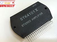 STK4101II IC khuếch đại  nguồn