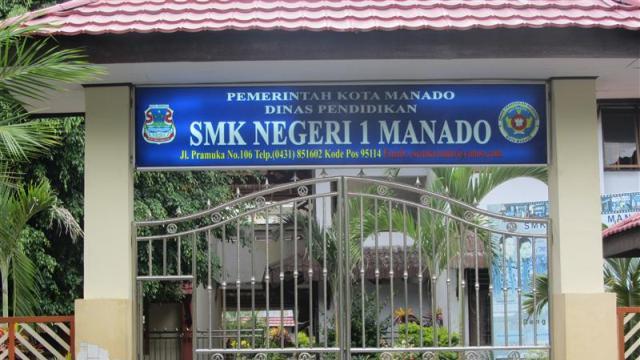 Hebat...!!! SMK N 1 Dan SMP N 1 Manado Siap Ikuti UNBK