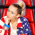 Miley Cyrus elevó la audiencia de The Voice