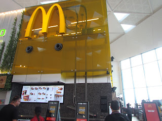 Sydney Airport Maccas