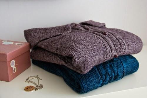 Perhaps desinger yellocosmo tricoté par lafeemoimeme