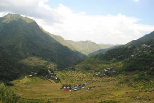 Valley in Batad