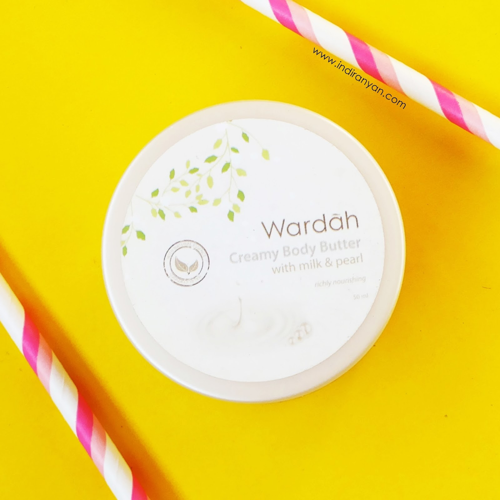 wardah-body-butter-milk-pearl