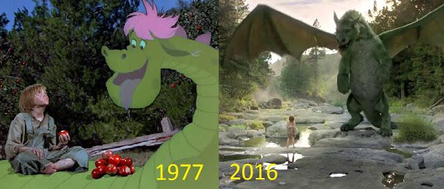 Můj kamarád drak (Pete´s Dragon) – Recenze
