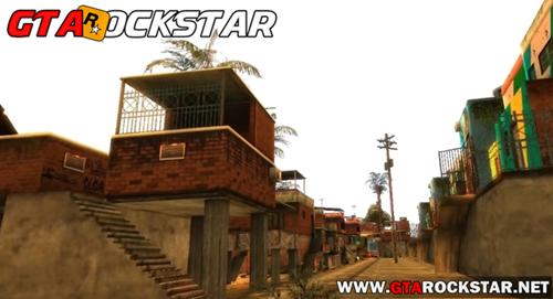 Favela City of God (Melhor Favela para GTA SA)