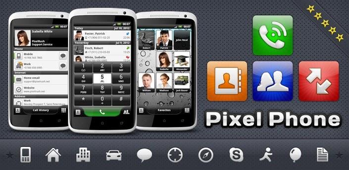الاتصال PixelPhone v.3.1.2