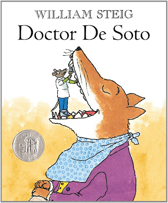 Doctor De Soto, part of William Steig book review collection