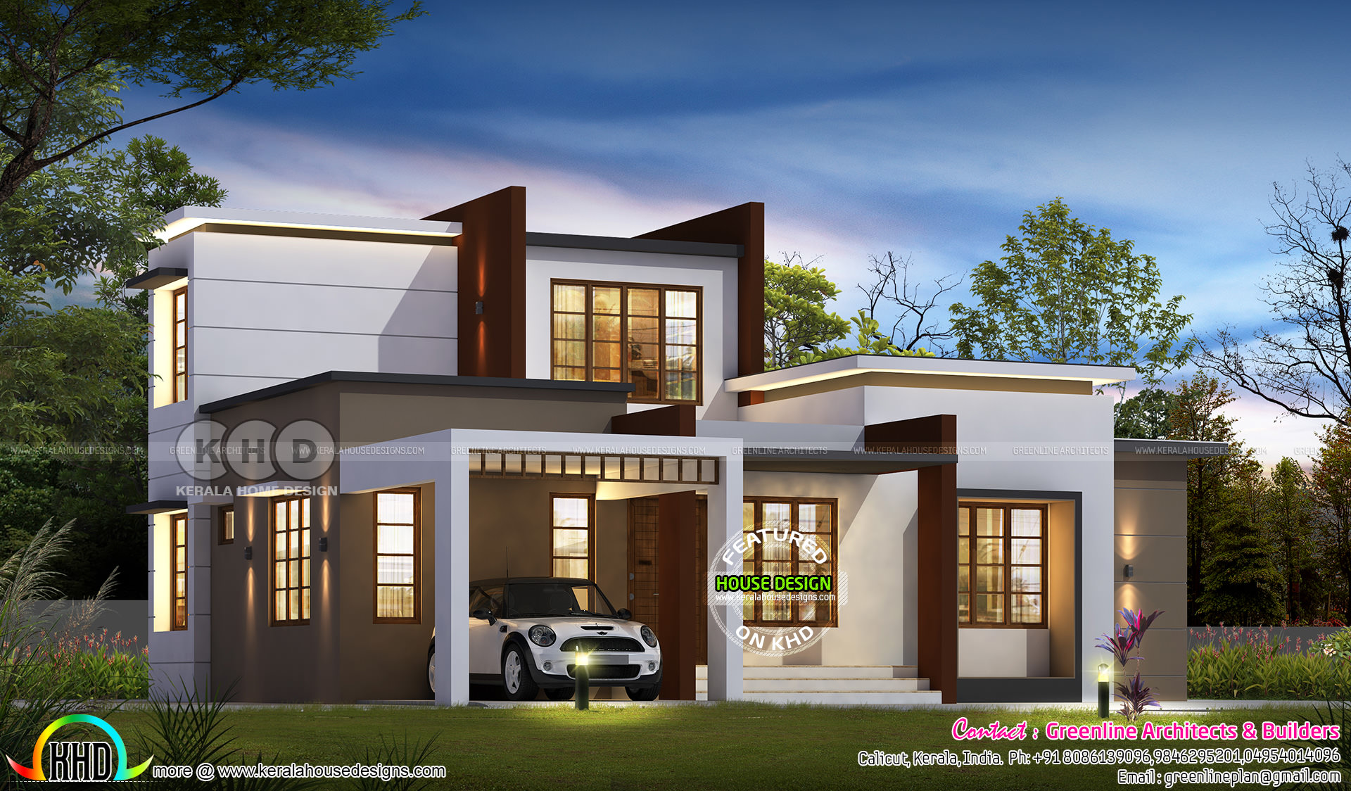 Kerala Home Design And Floor Plans Low Cost Home 1610 Sq Ft