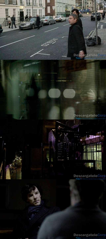 Sherlock Temporada 2 Completa HD 720p Español Latino