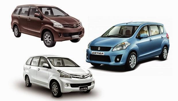 Daftar Mobil Paling Laris Di Indonesia