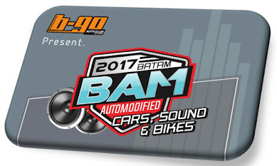 Batam Automodified 2017 (BAM 2017)