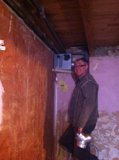 how to install a heat distribution system in france