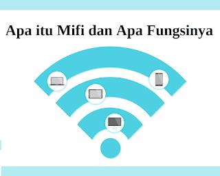 Apa itu Mifi dan Apa Fungsinya ?