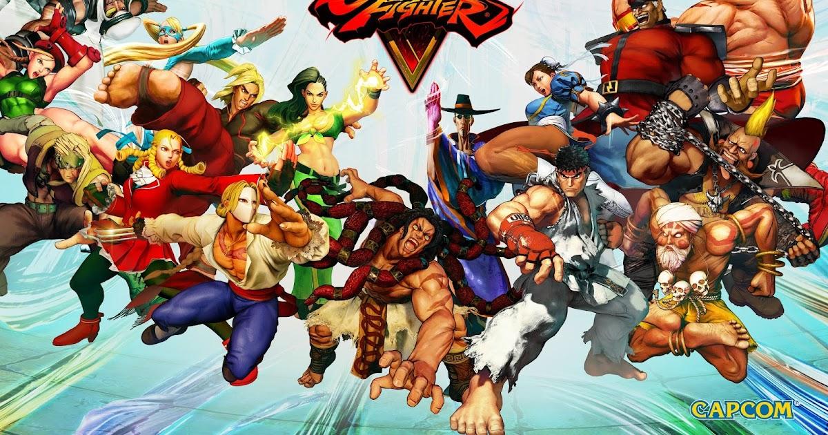 Como Street Fighter V (PS4/PC) evoluiu com o tempo ...