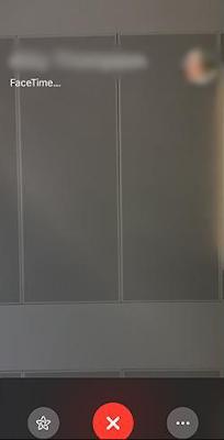 كيفية التبديل بين الكاميرا الخلفية والأماميه في FaceTime