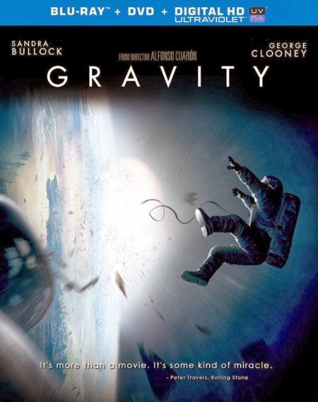 Gravity 2013 720p BRRip 700mb AAC 5.1