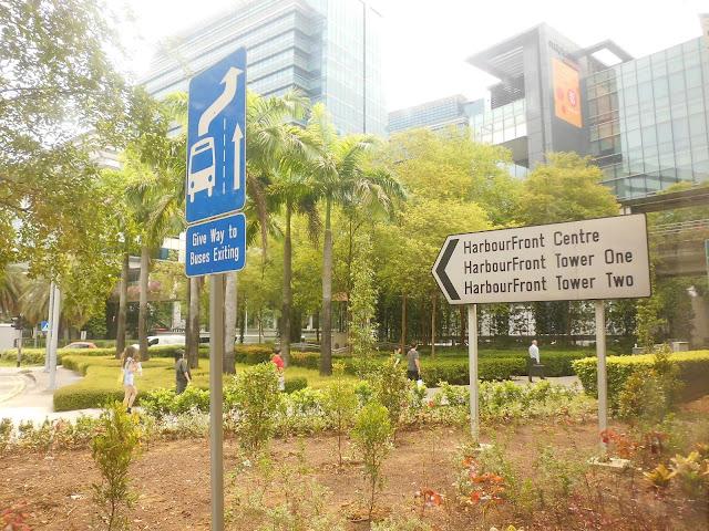 kawasan vivo city singapore