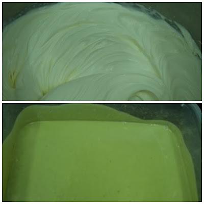 Cách làm kem trà xanh cơ bản không cần dùng máy