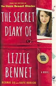 The Lizzie Bennet Diaries Book - The Secret Diary of Lizzie Bennet