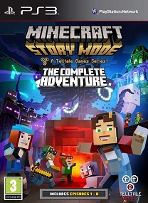 Minecraft Story Mode The Complete Adventure PS3-RESPAWN