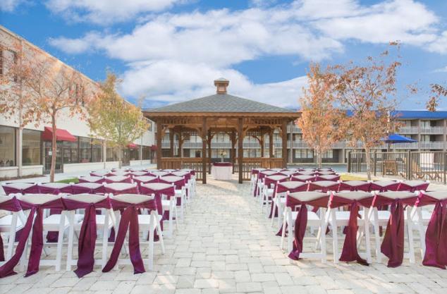 Ramada Plaza Fayetteville Wedding Venue