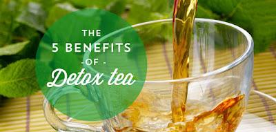5 Five Benifit Of Detox Diet Tea