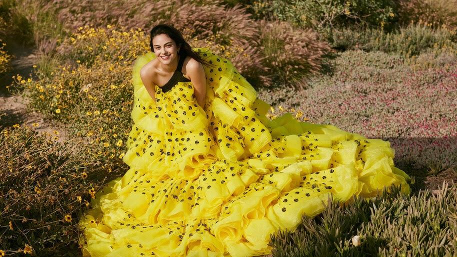 Camila Mendes, Vogue, Photoshoot, 4K, #4.2518