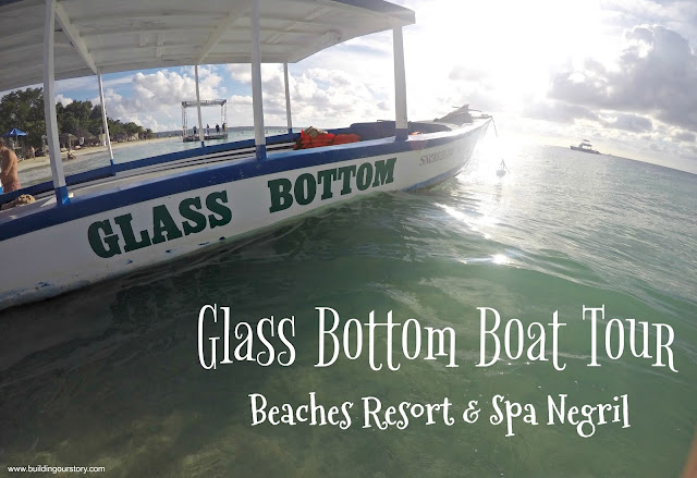 Glass Bottom Boat - Beaches Resort & Spa Negril, Glass bottom boat tour Negril Jamaica, Water activities included at Beaches Negril, Glass Bottom Boat Beaches Negril, Glass Bottom Boat  Beaches Resort Negril, what to do at Beaches Negril, Booking a trip to Beaches Negril, Jamaica, Beaches Resorts