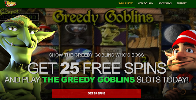 25 Free Spins No Deposit Offer for new players | 7Spins Casino