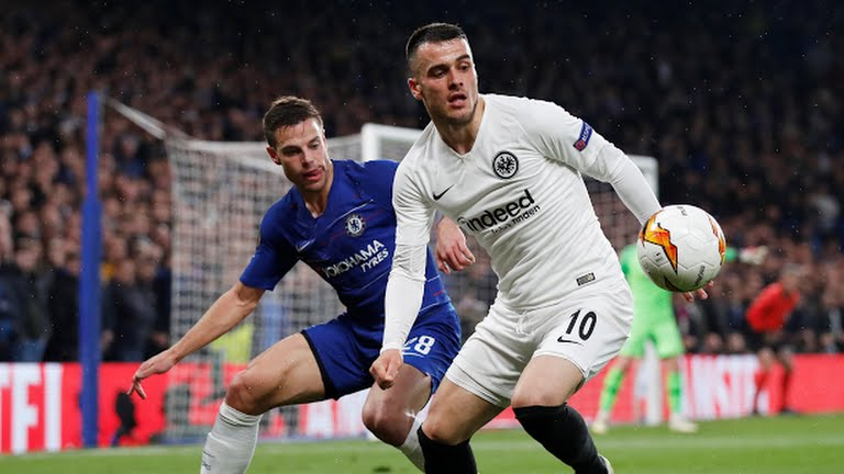 Hasil Chelsea vs Frankfurt Semifinal Leg 2 Liga Eropa ...
