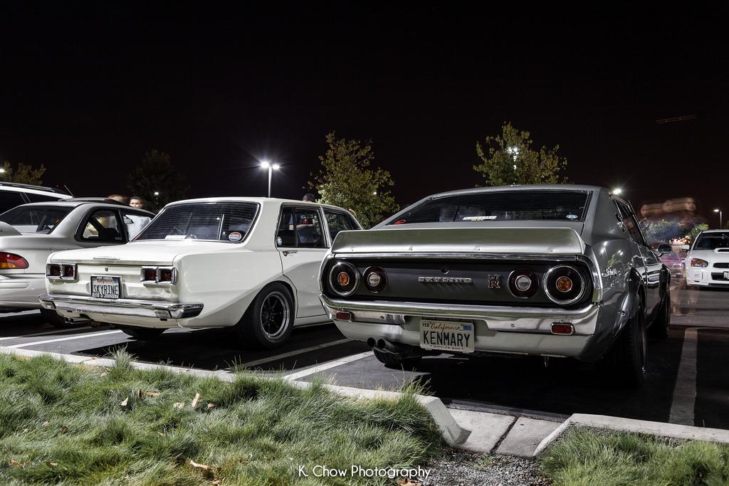 Nissan Skyline, japońskie klasyki, stare auta, dawna motoryzacja