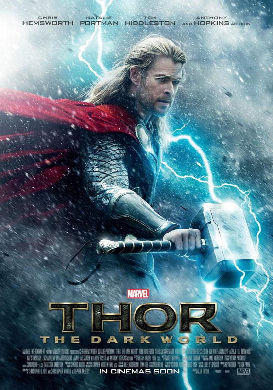 Film Thor: The Dark World 2013