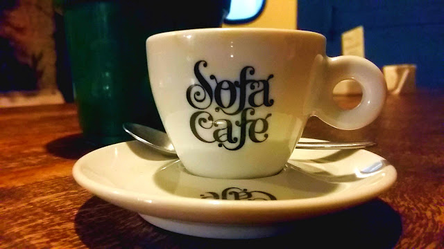 Cafeteria Sofá Café em São Paulo