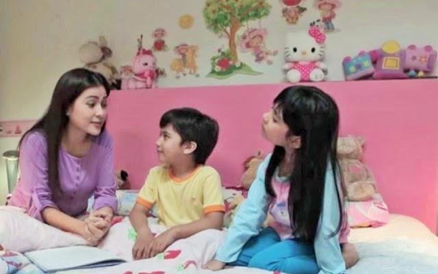 3 Hal yang Harus Diperhatikan Saat Bercerita pada Anak