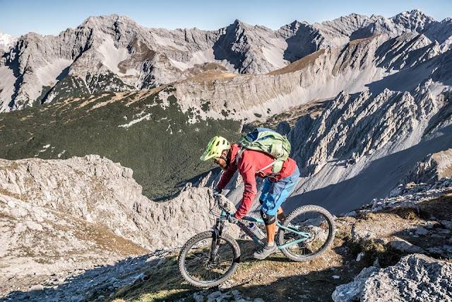Arzler Alm Downhill Strecke Innsbruck