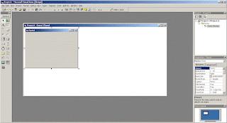 Project Menghitung Usia Menggunakan Visual Basic  6.0