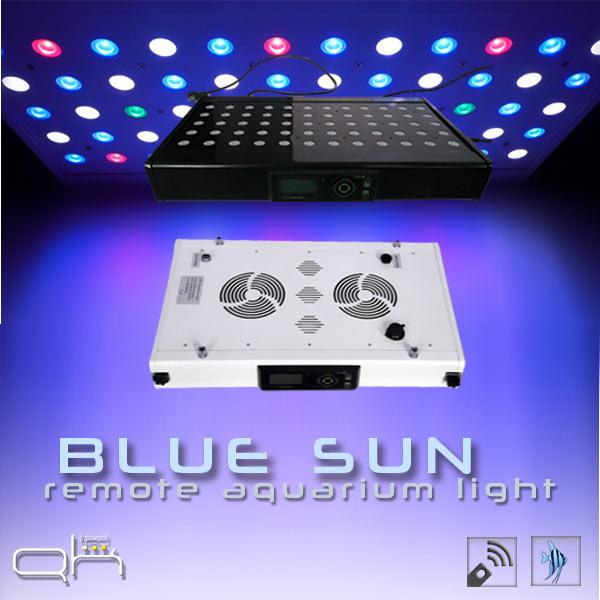 eclairage led pour aquarium lampe led blue sun quarkled ampoule led eclairage led. Black Bedroom Furniture Sets. Home Design Ideas