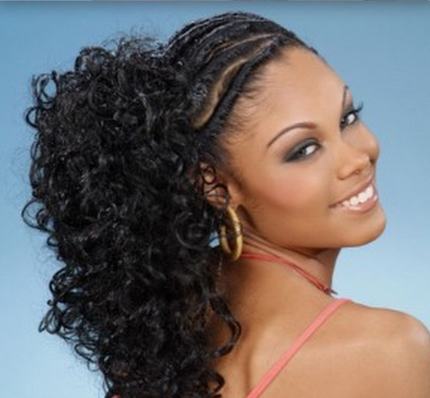 Ponytail Hairstyles for Black Women | HairStyle for Womens
