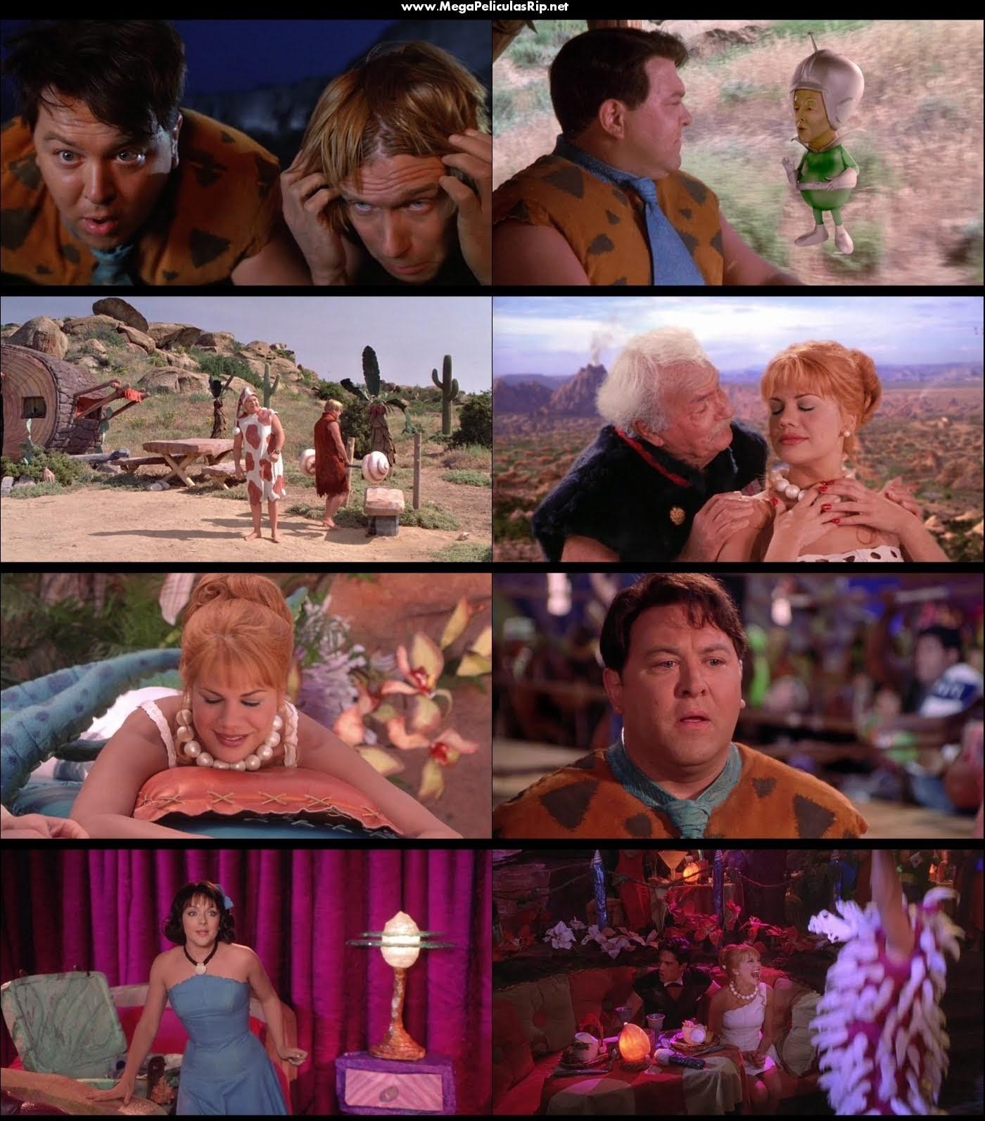 Los Picapiedra En Viva Rock Vegas 1080p Latino