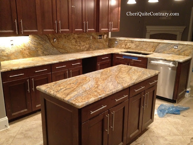 Ivory Kitchens With Black Appliances
