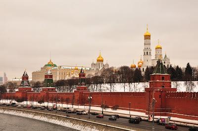 Kremlin, Moskau
