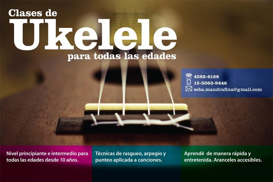 Clases de Ukelele en Capital